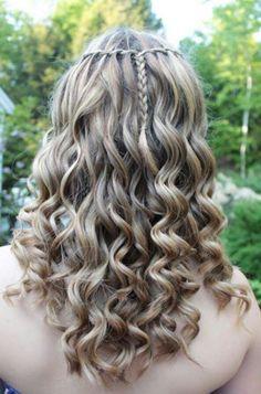 Cute Hairstyles For Graduation 8th Grade Google Search Hair