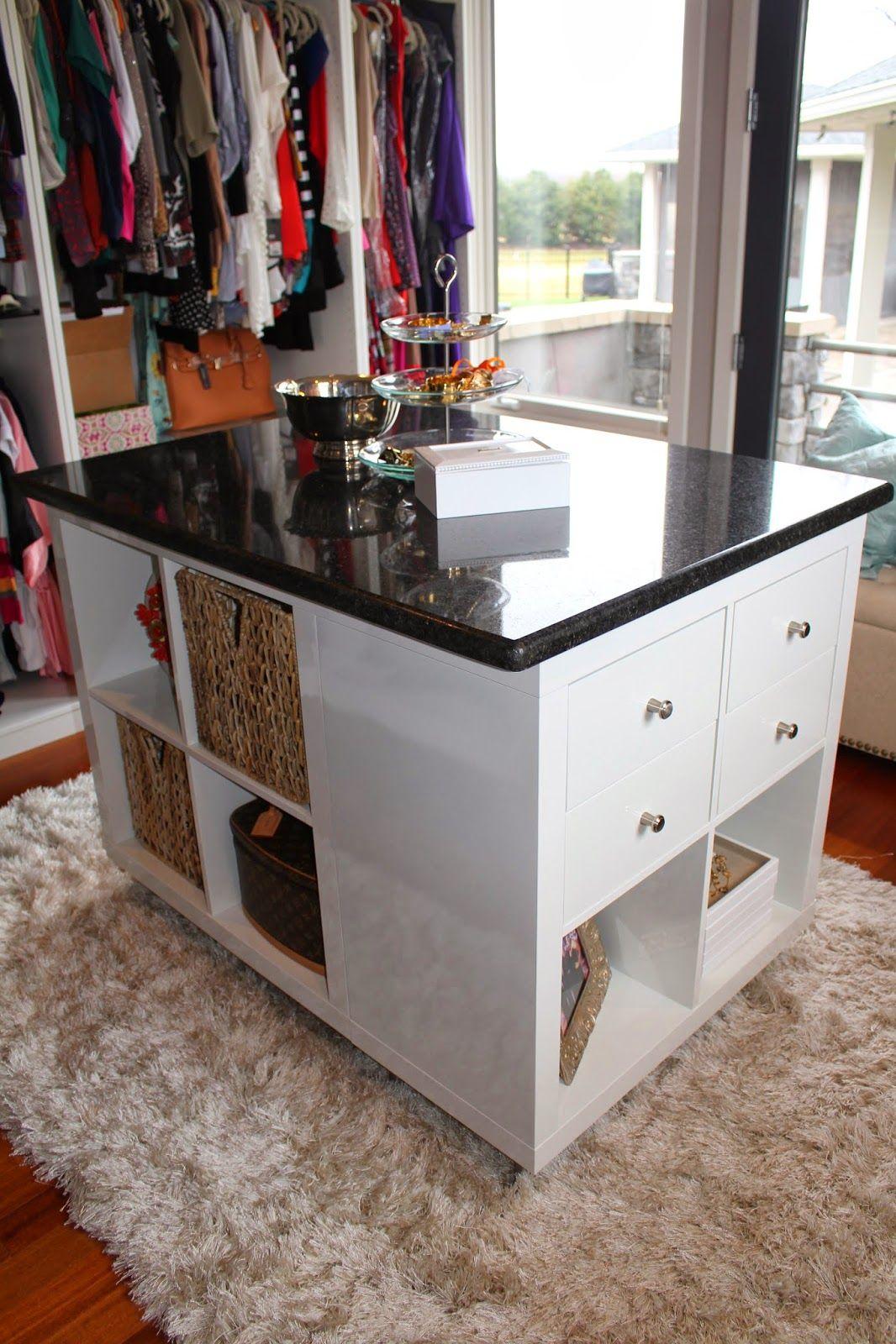 schrank insel  IKEA  Pinterest  Inseln Schrnkchen und Ankleidezimmer