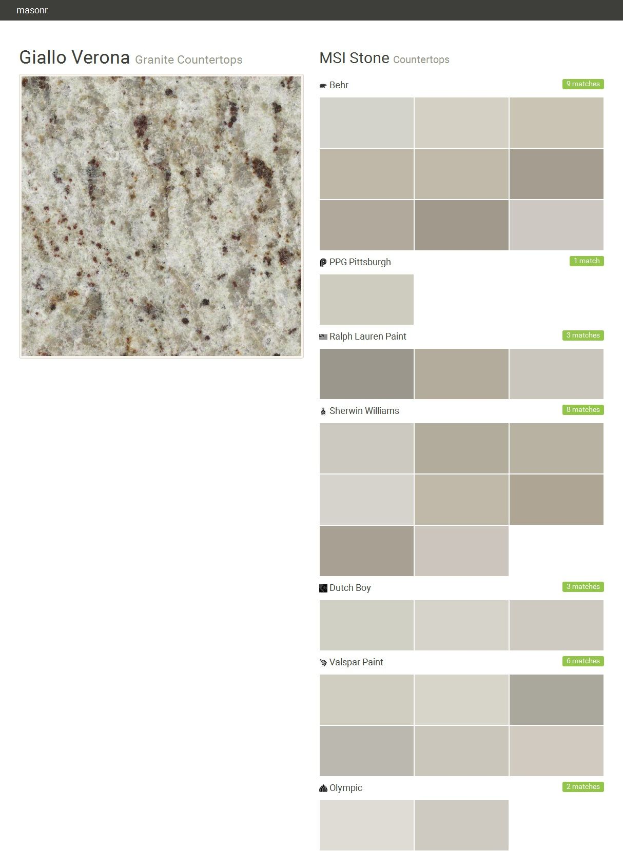 Giallo Verona Granite Countertops Countertops Msi Stone