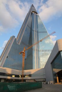 Ryugyong Hotel North Korea Architecture - Building