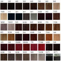Tigi Hair Color Swatch Book | Murderthestout