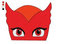 Head PJ Masks 03 Embroidery Design | New Embroidery Design ...