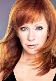 reba mcentire - country music singer