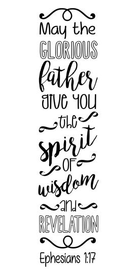 4 Bible journaling stencils printable templates