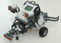 lego robotics robot designs | GrabBot from NXT One-Kit ...