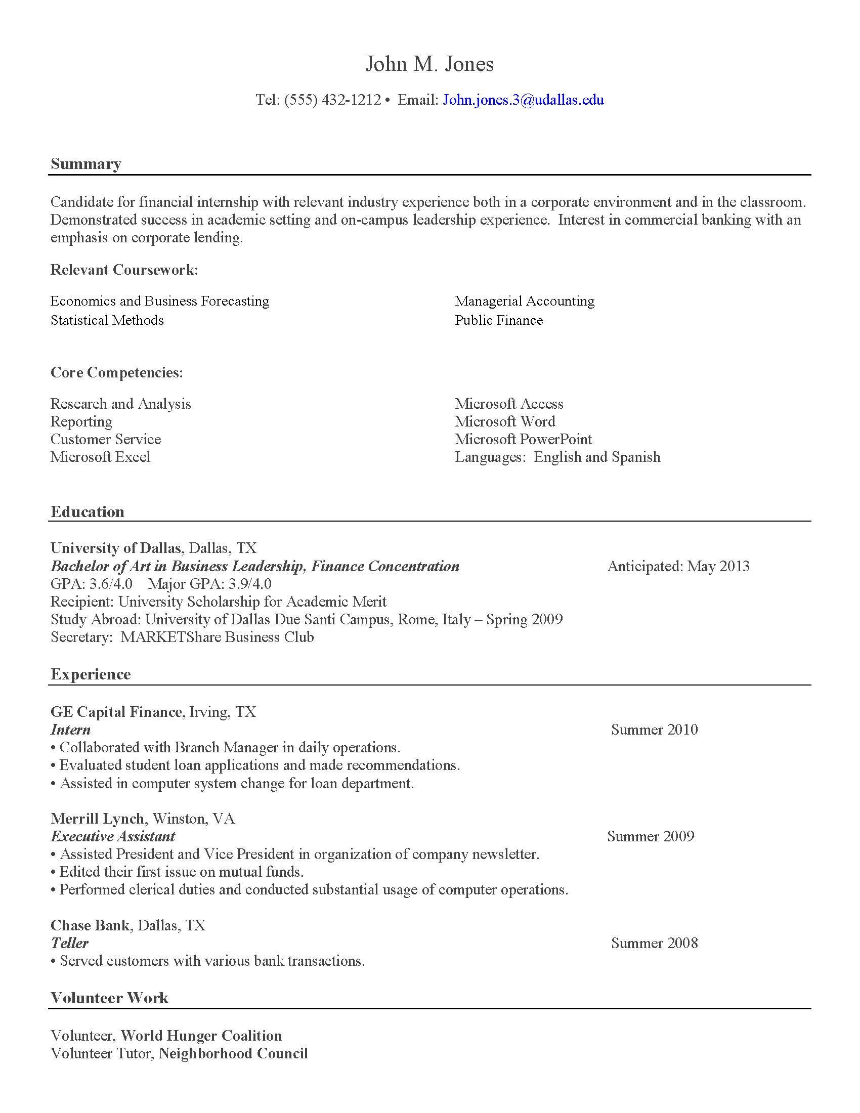 Resume Template Pinterest Chronological Resume Google Search Resume Templates