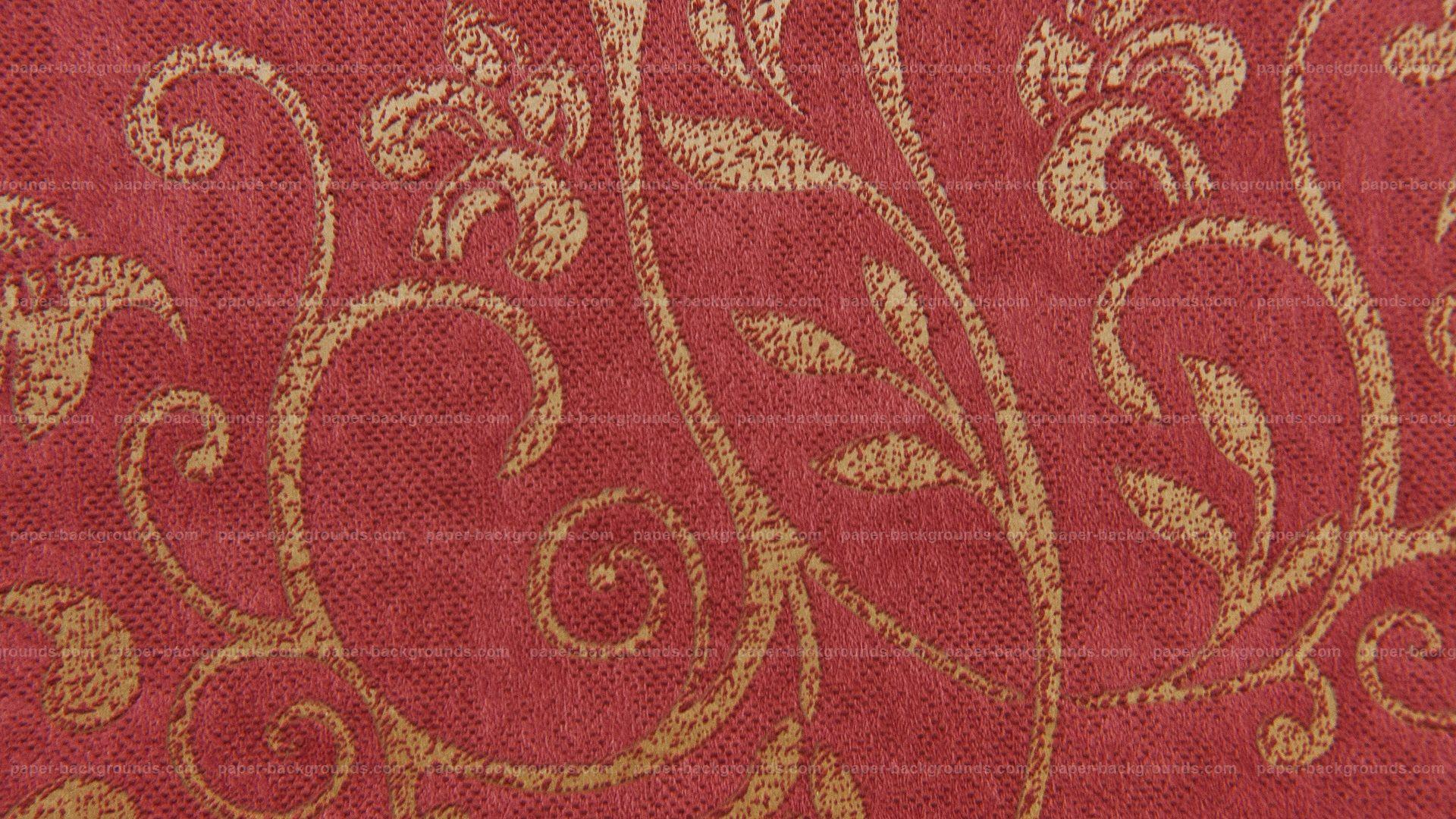 Floral Pattern Carpet