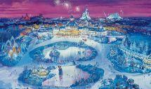 Disneyland Paris Concept Art