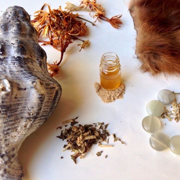 Panther Natural Perfume With True Animal Essence