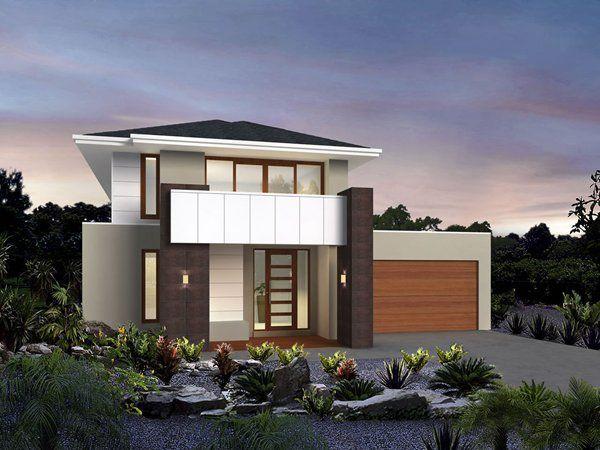 Metricon Home Designs The Hadley Nuvo Facade Visit