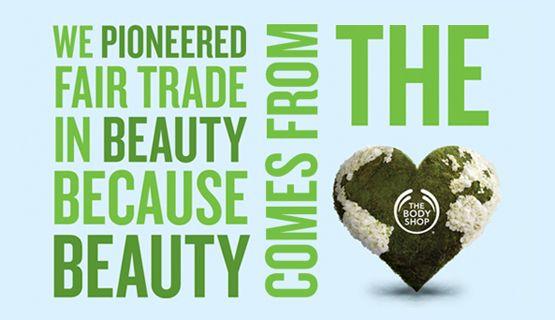 The body Shop es una empresa pionera en aplicar el Marketing Ecológico en toda su extensión.