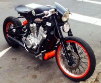 suzuki intruder 800 cafe racer | Suzuki Intruder Cafe ...