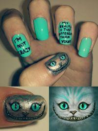 >Cheshire Cat ~ Alice in Wonderland