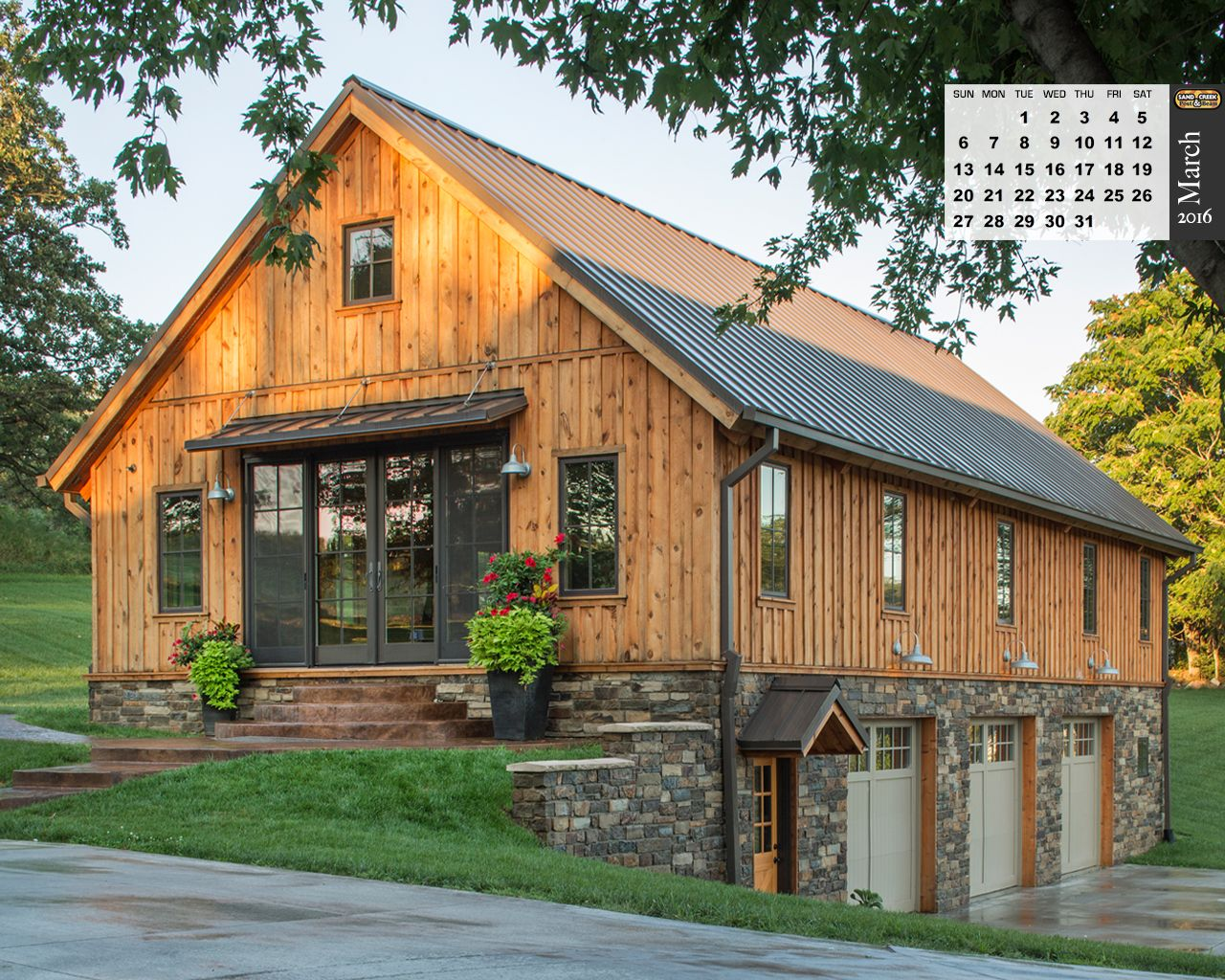 Barn Wood Home Projects