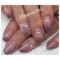 Glitter Ombr - Nail Art Gallery | Casual | Pinterest ...