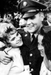 Image result for elvis presley and margrit burgin