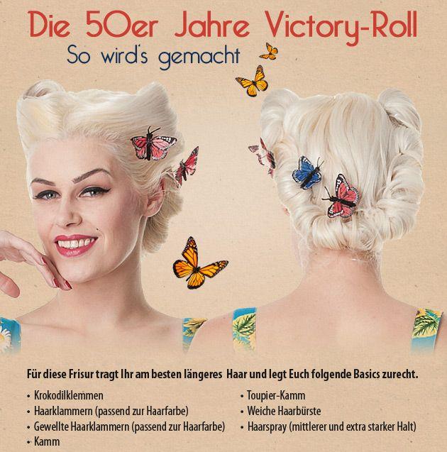Haarfarben 50er Jahre – Trendige Frisuren 2017 Foto Blog