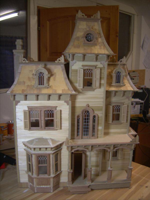 Beacon Hill Finished - Dollhouse Greenleaf