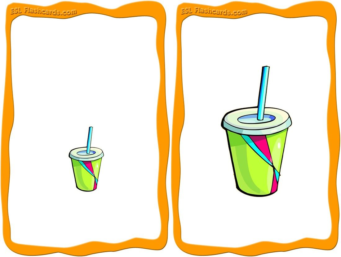 18 Simple Adjective Flashcards For Beginners And Young