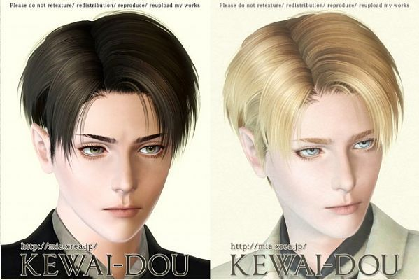 Sims 3 Hair Hairstyle Male The Sims Pinterest The Sims