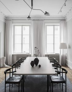 always admire elegant and stylish interiors that easily pass the test of time home swedish interior designer louise liljencrantz is one also spiga hong kong stockholm scandinavian minimalist rh pinterest