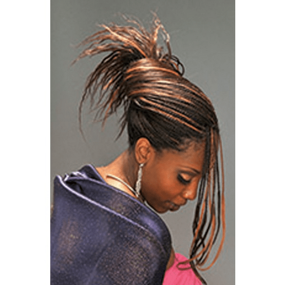 Invisible Micro Braids Micro Braids Hairstyles How To Style