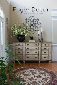 foyer decor graphic  | Pinteres
