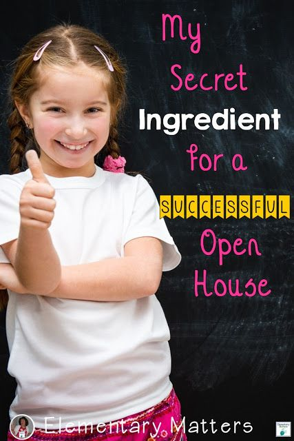 My Secret Ingredient To Open House Success Open House House And