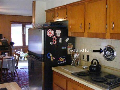 Kitchen Wall Exhaust Fan  Kitchen Exhaust Fan  Pinterest