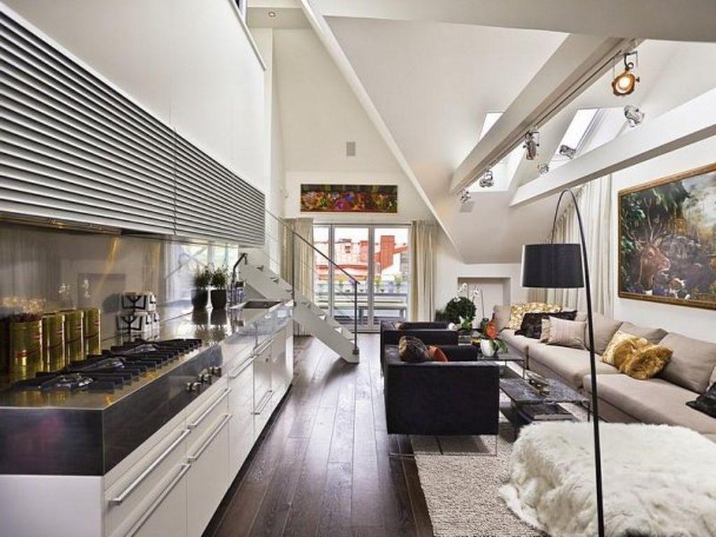Loft Apartment Interior Design Ideas Home Design Inspiration I