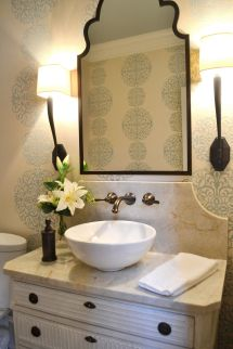 Small Powder Room Bathroom Ideas