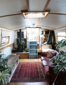Liverpool boats widebeam for sale uk house boat interiorsnarrowboat also rh za pinterest