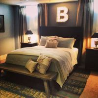 Basement bedroom for a 15 year old boy:) | Spaces By Niki ...