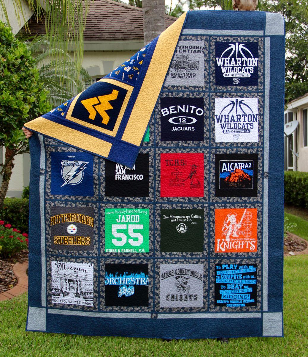 Make Blanket Out Shirts