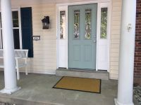 Benjamin moore wythe blue. Front door colors. Robin egg ...