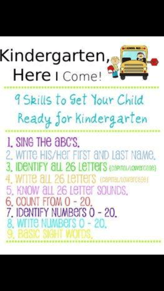 Kindergarten prep also pin by ashley omstead on kid activities  printables pinterest rh