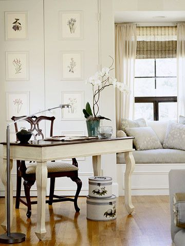 Top 25 Ideas About Office On Pinterest Home Office Design White