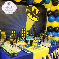 Batman Birthday Party Ideas | Batman birthday, Birthday ...
