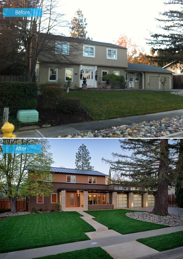Before And After Old House Turns Into A Kid Friendly Modern Home