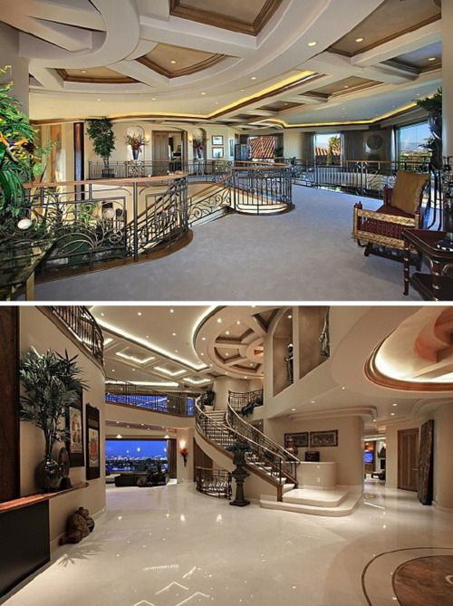 MY dream house looks like this inside And I shall call my husband Tony Stark because thats
