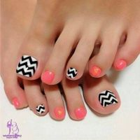 Toe Nail Art Designs & Ideas For Girls / summer 2014