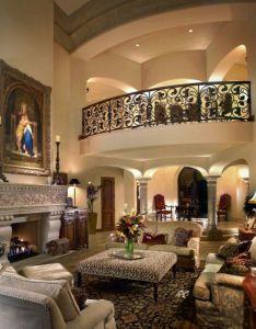 Mederteranian style old world cal christiansen  company arizona  top custom home builder also rh pinterest