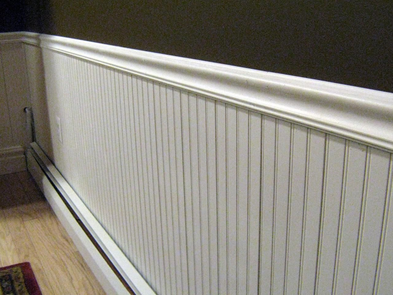 where to nail chair rail white wicker chairs for sale installing wainscoting baseboards and