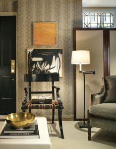 Kips bay designer show house by robert brown interior design also rh pinterest