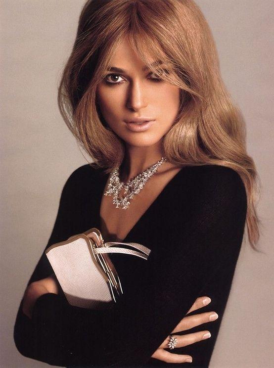 12 Glamorous Retro 60s Hairstyles for Women  Glamour hair 60 s and Retro