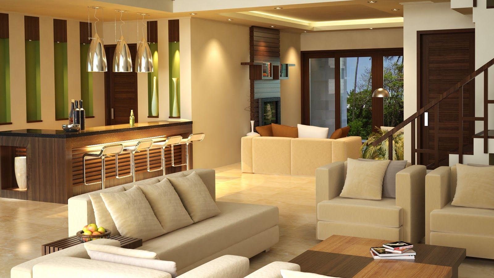 Contoh Desain Interior Rumah Minimalis  httpdesaininteriorjakartacomcontohdesaininterior
