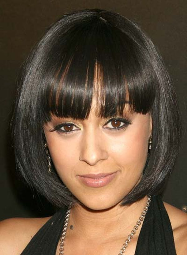 African American Bob Hairstyles with Bangs  Find lots of fabulous short hair styles for black