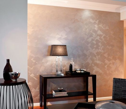 Make Your Home Be Elegant With The Metallic Paint For Walls Colors Wall