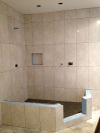 Laying Wall Tiles In Bathroom - [peenmedia.com]