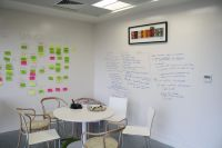 Whiteboard paint - Smart Wall Paint helps to create ...